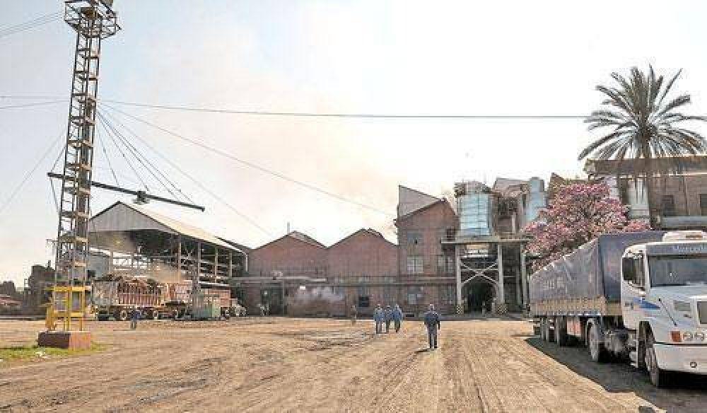 Se exportarán casi 700.000 toneladas de azúcar.
