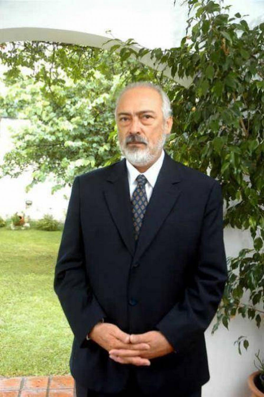 """Ricardo Guzmán declaró: """"Sería muy alentador tener la visita de una figura como Cobos""""."""