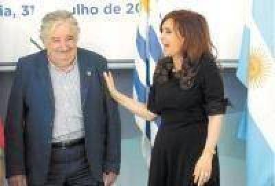 """Dragado: Uruguay busca dar una señal para encontrar una """"solución"""" al conflicto"""