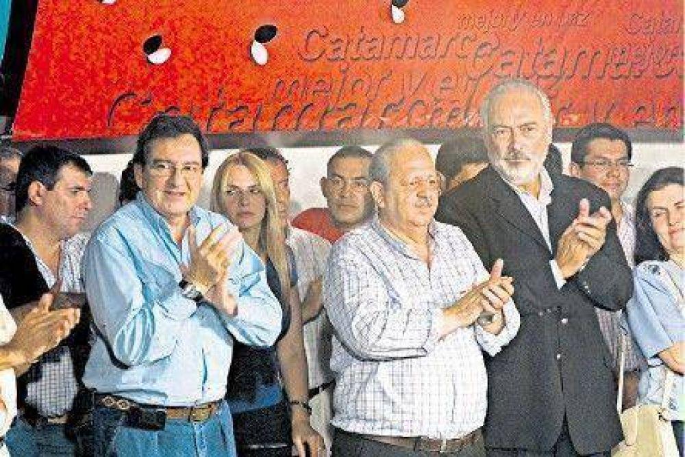 Catamarca se convirtió en una sucursal de Olivos
