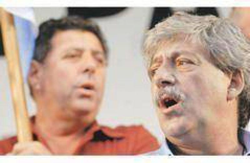 Preocupa al campo que Moreno boicotee el principio de acuerdo