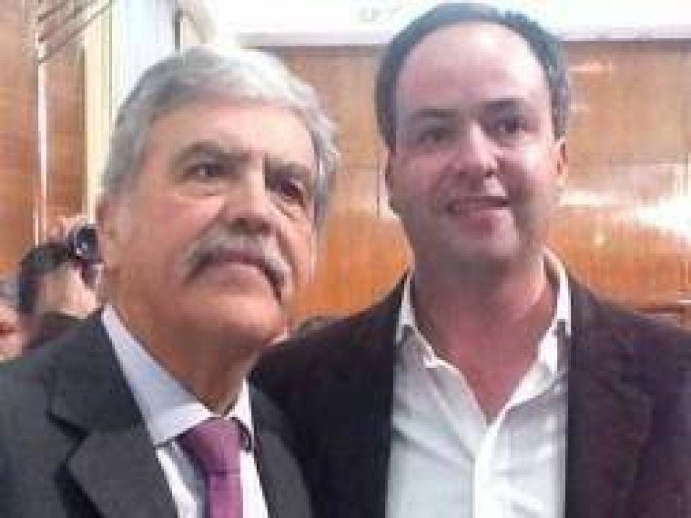 Rojas: Intendente Caso se reunió con De Vido y se aleja de Scioli