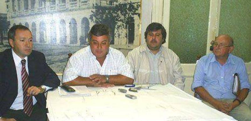 Autoridades del OCCOVI visitaron la ciudad