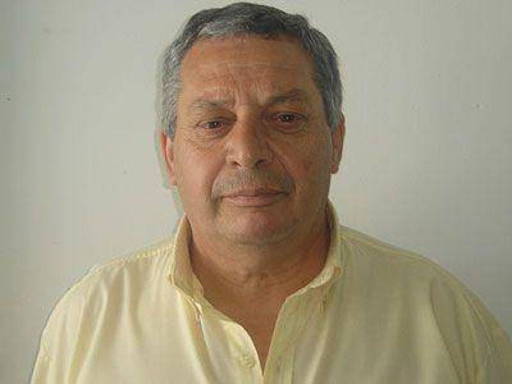 BROWN | PJ    Urioste señaló que Giustozzi no podrá asumir hasta que no esté el fallo judicial