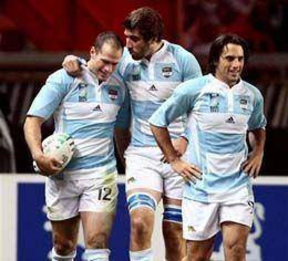 Los Pumas comenzaron con un éxito en el Mundial de Seven