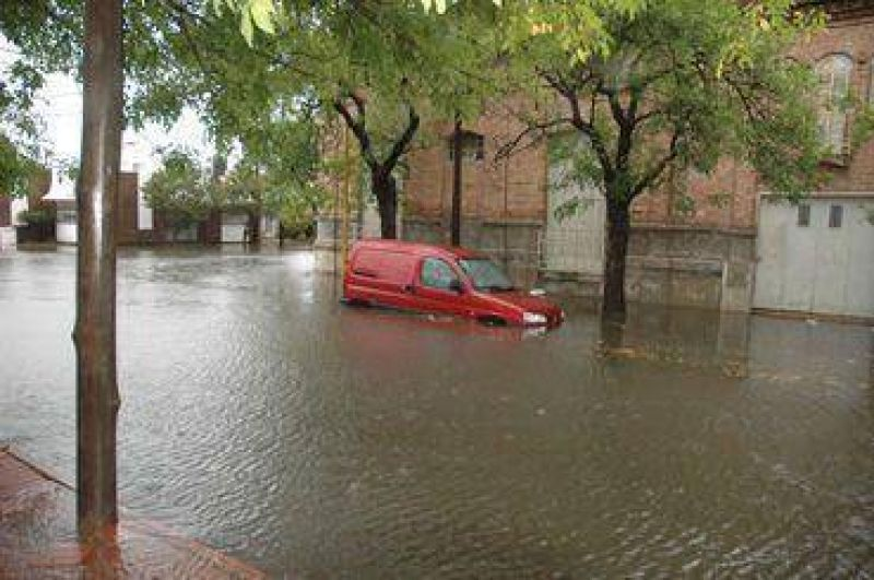 Los aportes de lluvia más elevados se dieron en San Justo