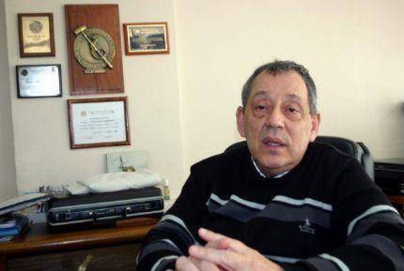 """Marcone: """"Recién en marzo o abril del 2013 se recuperará la actividad al 100% en el Puerto"""""""