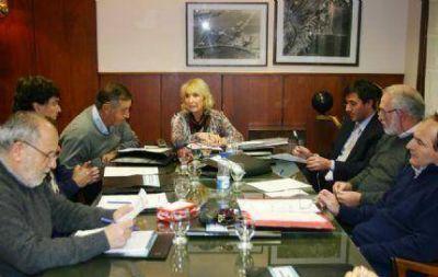 Susana Salerno asumió por un nuevo período en el Club Náutico de Mar del Plata