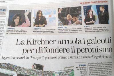 Ya llegó a Italia el escándalo de la salida de presos