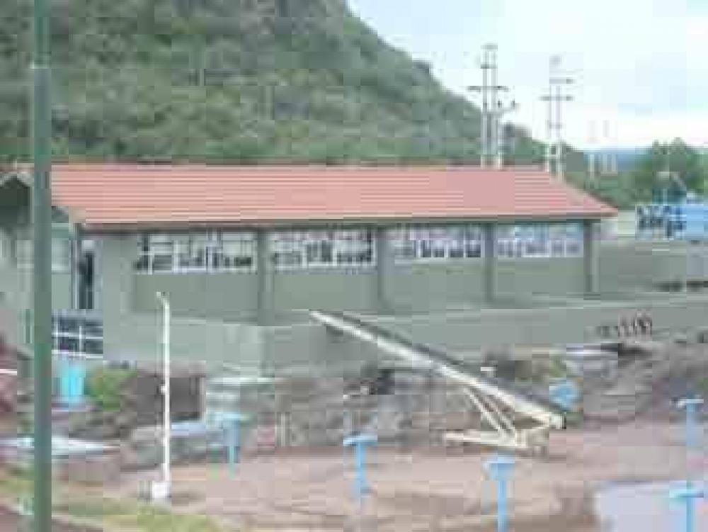 Llevan tres meses de demora en la construcción de la Planta Potabilizadora