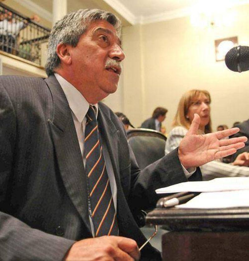 La conducci�n de la C�mara, eje del debate en el oficialismo.