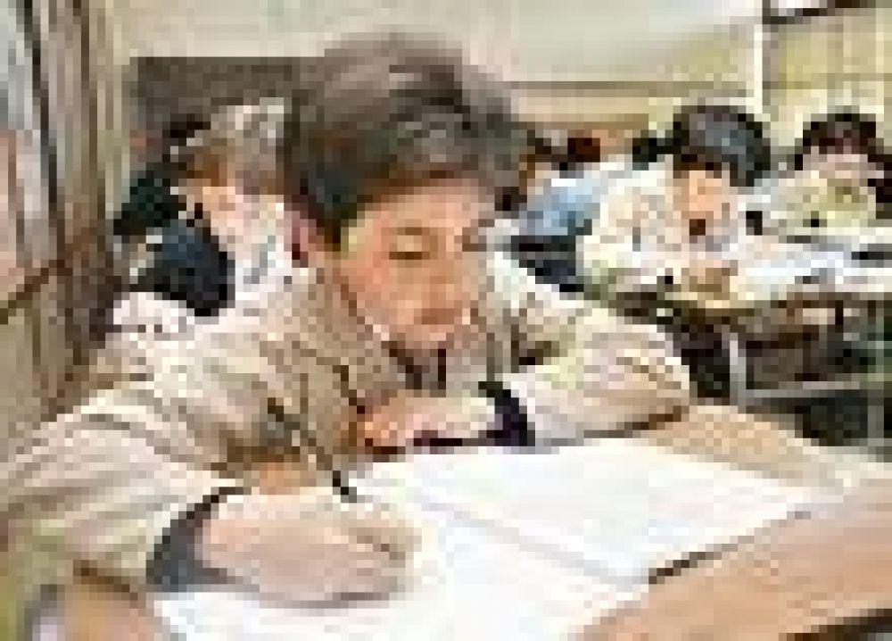 En abril subirán las cuotas de los colegios privados.