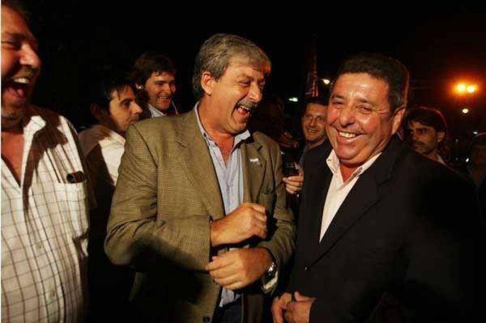 Buzzi y De Angeli buscaron mostrar unidad en Expoagro