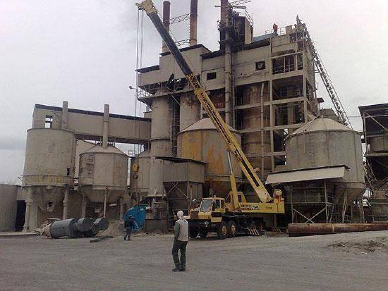 Aoma logró un aumento salarial del 32% para los trabajadores de la cal y la piedra
