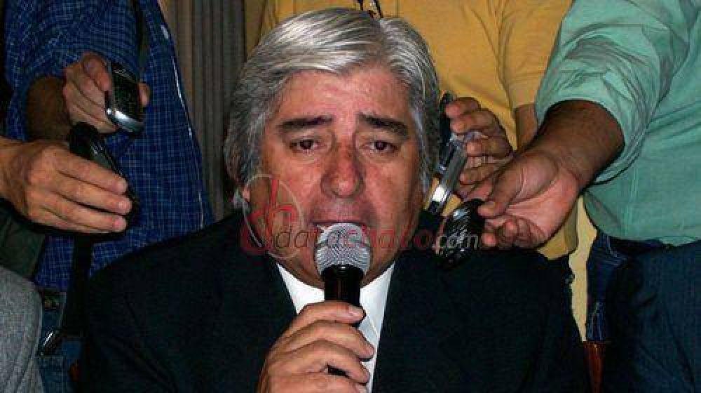 Reschini: Es preocupante la situación de los municipios.