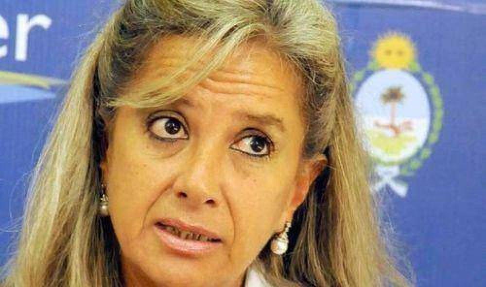 Pilatti Vergara, preocupada por los paros docentes.