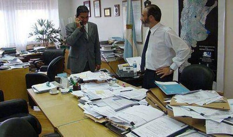 Capitanich presentó a Nación un programa hídrico integral.