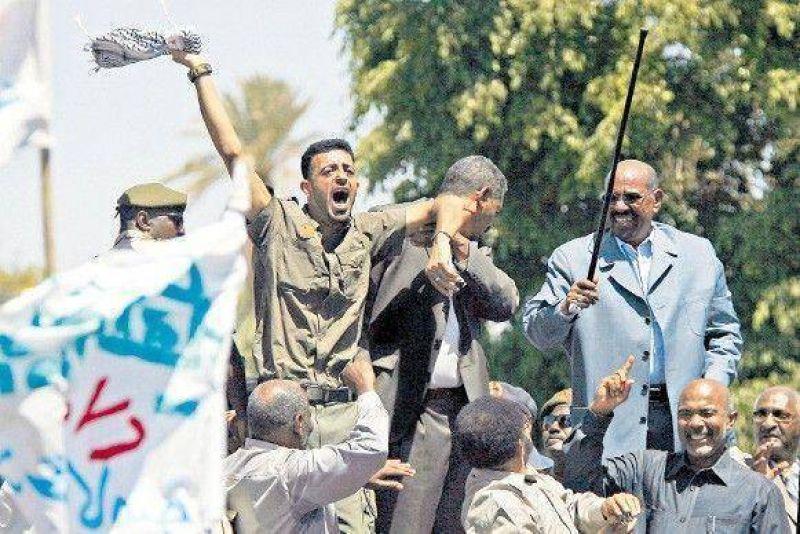 Al-Bashir, el militar sudanés que resiste con mano de hierro