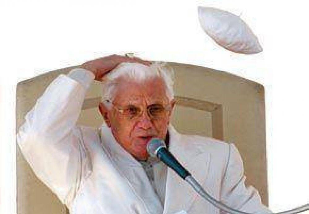 Una orden conservadora en la mira del Papa por escándalos sexuales