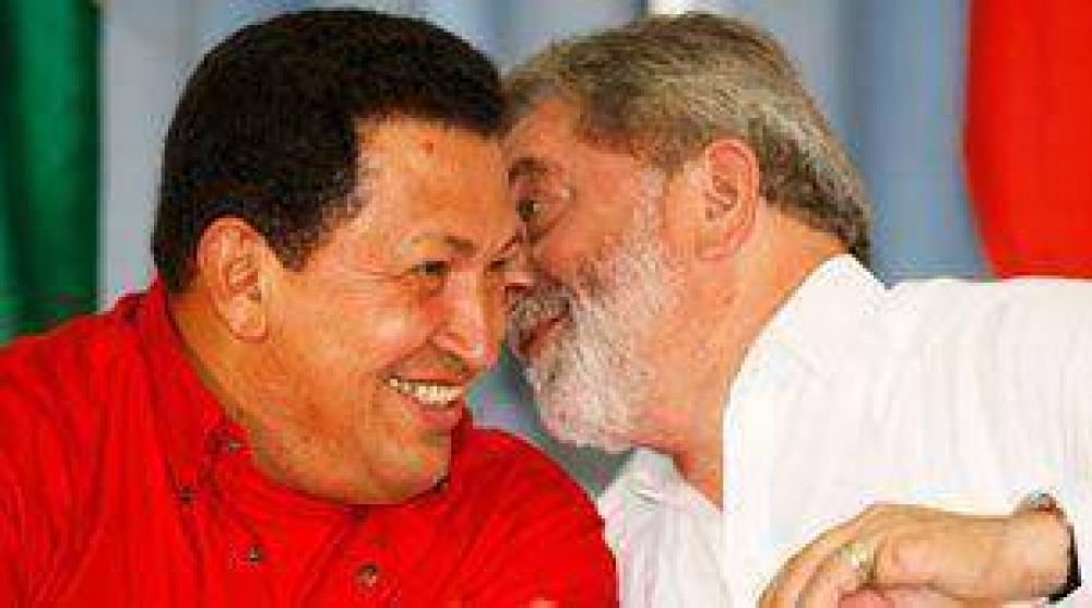 Lula da Silva mediará entre Chávez y Obama