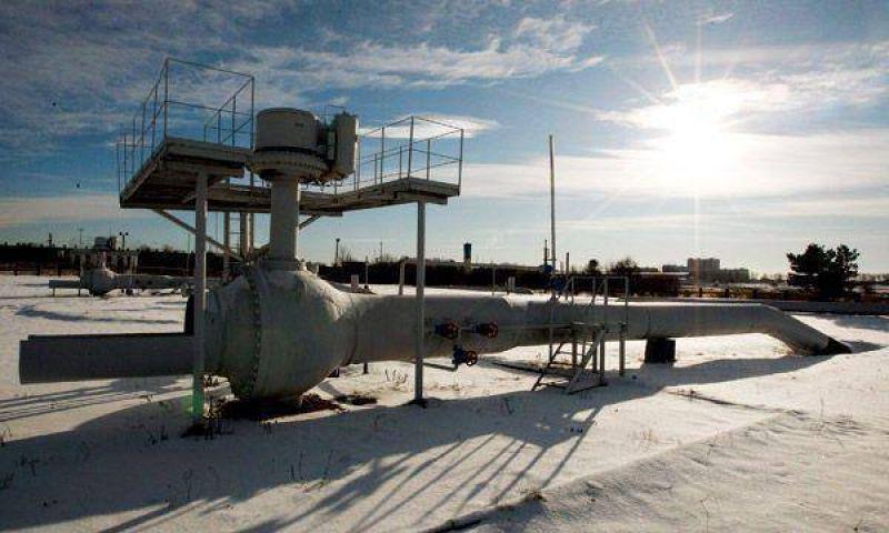 Rusia cortar� el suministro de gas a Ucrania si no paga la deuda