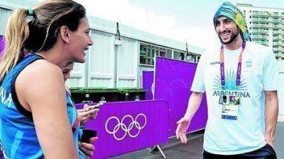 Argentinos soñando por una medalla
