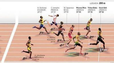 Bolt, el único
