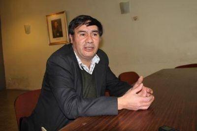 Calderón solicitó una licencia por tres meses a la presidencia del PJ