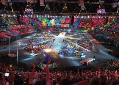 Londres despidió los Juegos a todo ritmo