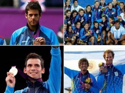 Los logros de la delegación argentina en los Juegos Olímpicos