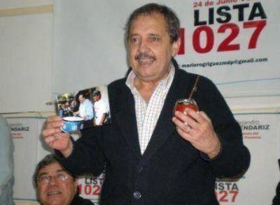 Ricardo Alfonsín presidió reunión en Mar del Plata de la Lista 1027