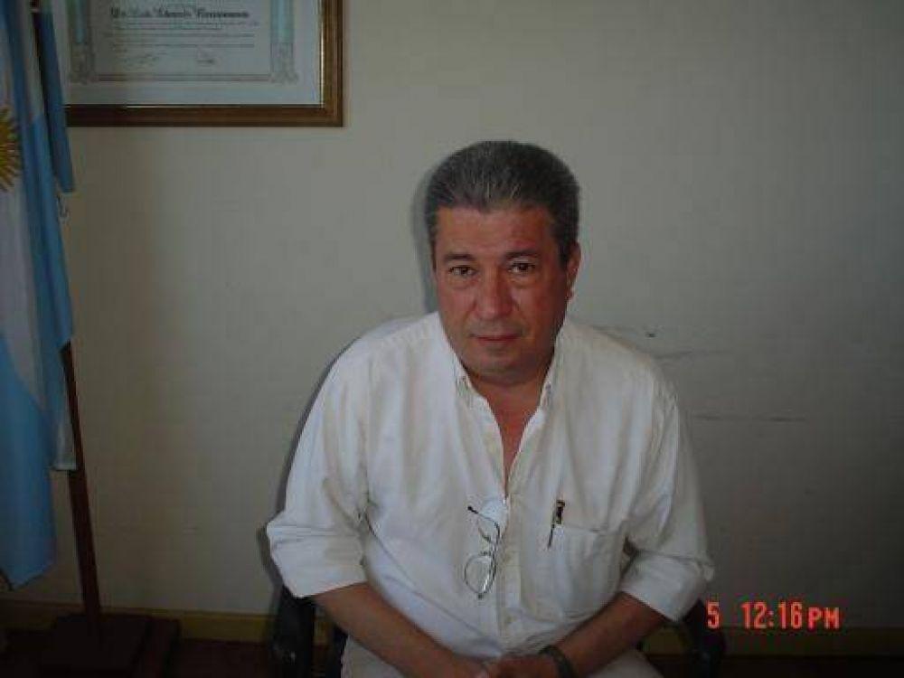 Luis Barrionuevo manifiesta el optimismo del FCyS para estas elecciones.