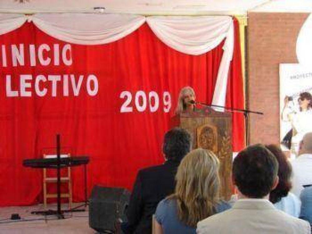 Pilatti Vergara pidió comprensión y aunar esfuerzos para salir de la crisis.
