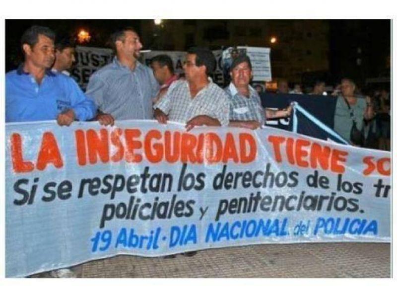 La sindicalización de la Policía llegó al Congreso de la Nación