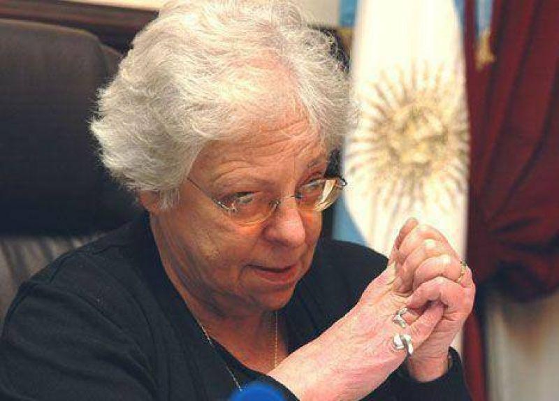 Diputados K criticaron a la Jueza Argibay
