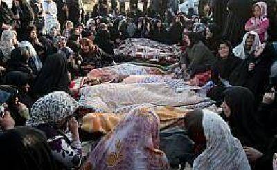 Ya son 227 los muertos y más de 1.380 los heridos por los terremotos en Irán