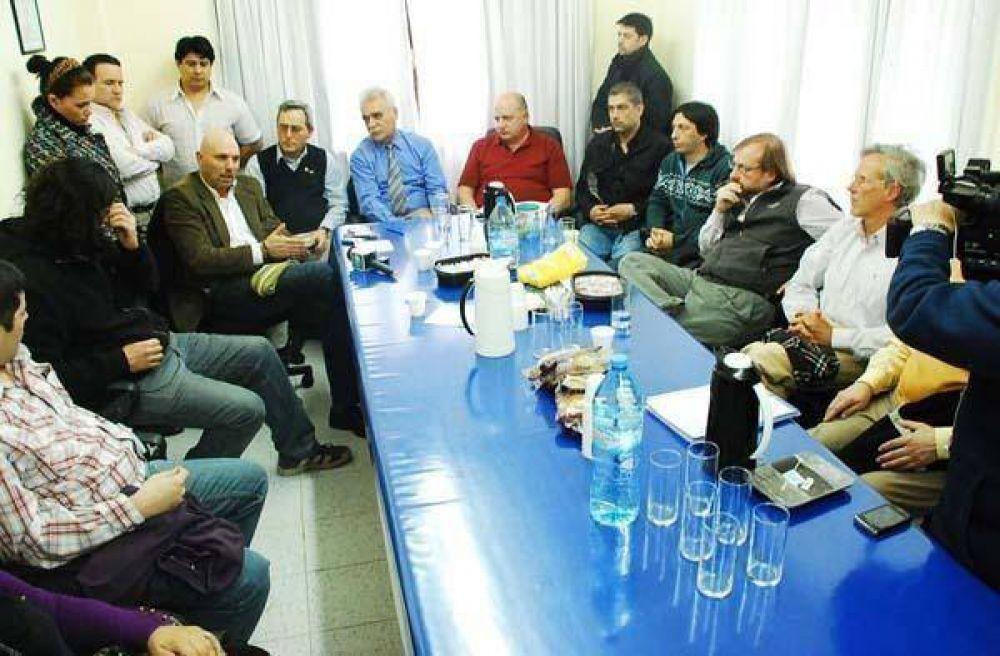 La intercámara y gremios se movilizarán contra el proyecto de tarifaria