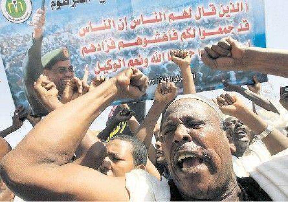Sudán: temen un nuevo desastre humanitario