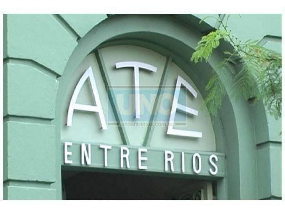 ATE solicitó ante el ministro de Trabajo la apertura de la Paritaria