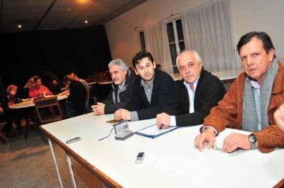 """""""Vecinos por Pico"""": la lista opositora de Corpico ya reunió más de 200 delegados"""