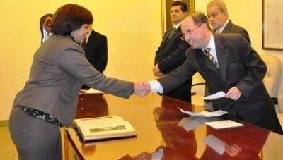 Jura abogada como nueva jueza de Paz de Fontana