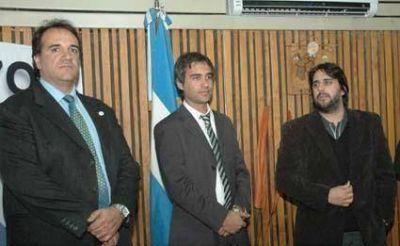 Luís Paternó asumió ayer La dirección de Radio Nacional