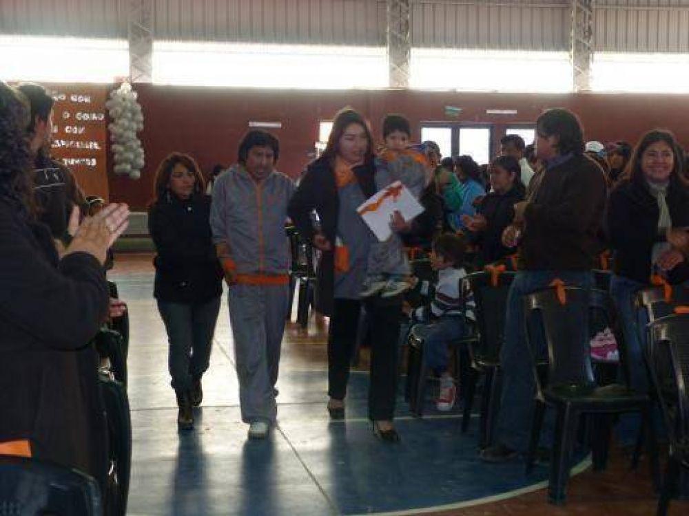 Inauguraron el Centro de Educación Especial en Hualfín