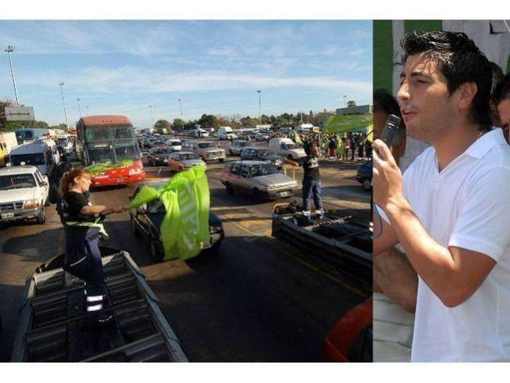 Liberan el peaje en el complejo Zárate-Brazo Largo como medida de protesta