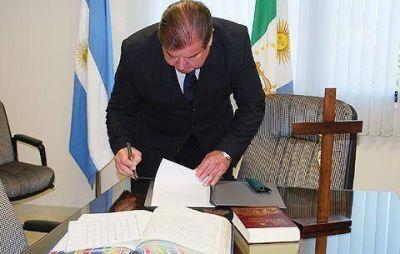 """Rolando Toledo: """"La Justicia del Chaco es muy barata"""""""