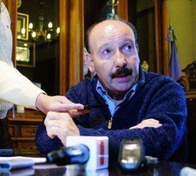 El intendente Inza presentó el plan de obra pública en el Ministerio de Planificación de la Nación