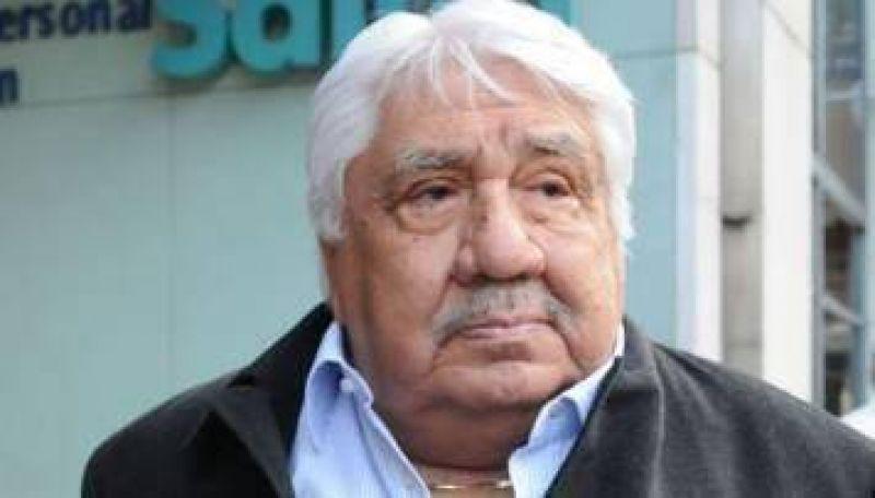 Lescano ratificó a Caló como candidato de la CGT oficialista