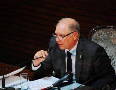Jenefes espera que para la próxima sesión ya haya definiciones en cuanto al remplazo de Miguel Rioja en Diputados