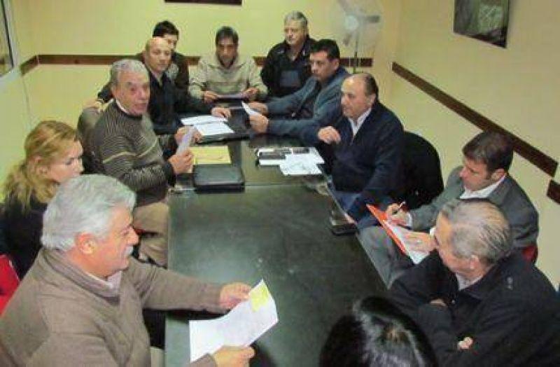 Acuerdo salarial para los trabajadores reposteros