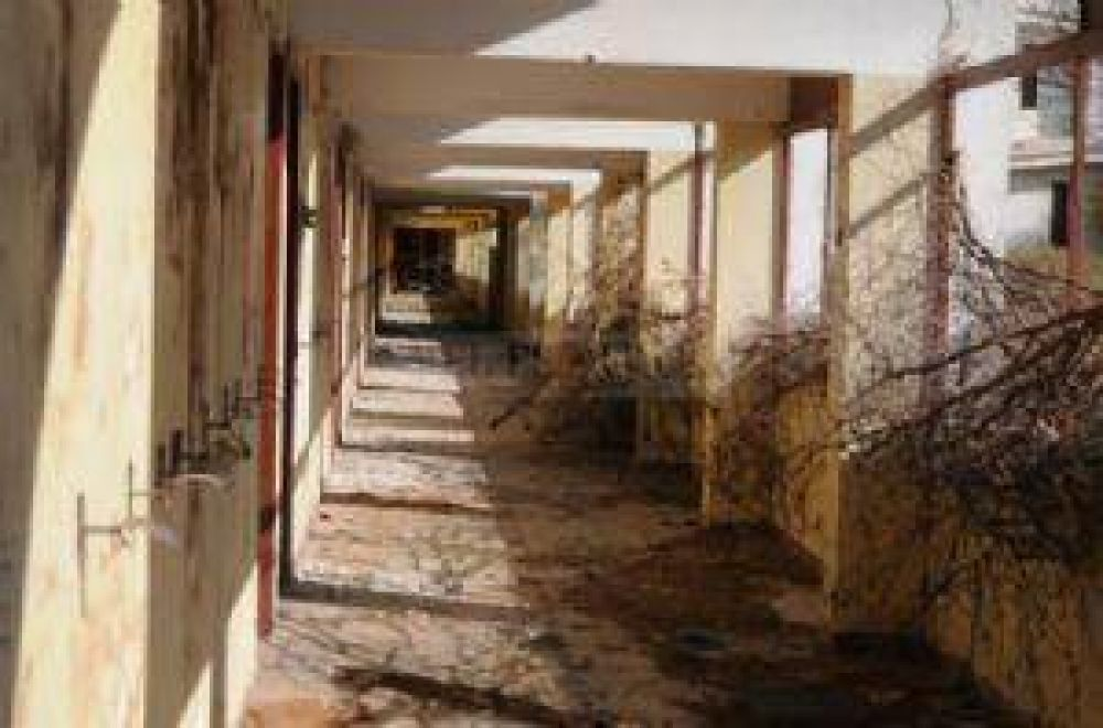 Durante tres décadas fue un hotel de lujo para Catamarca